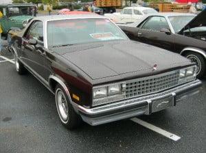 Chevrolet El Camino 85 2 bb