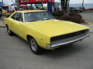 Dodge Charger 68 10