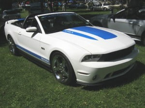 Ford Mustang 111 6 bb