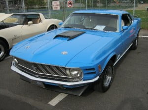 Ford Mustang 70 17 bb