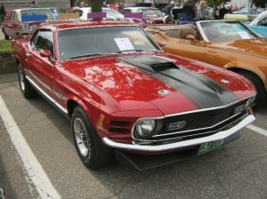 Ford Mustang 70 216 bb Mach 1