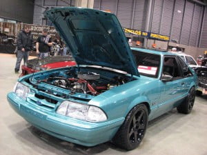 Mustang LX 1992