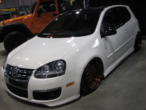 Volks GTI 2008