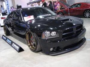 Dodge Charger SRT 2008