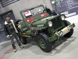 Willys M38 1950