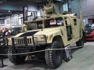 AM General Humvee 1987