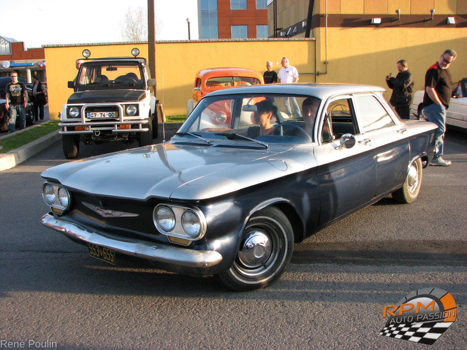 Bmw Trois Rivieres >> Les cruise nights chez A&W Chateauguay