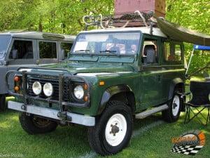 land rover 1986