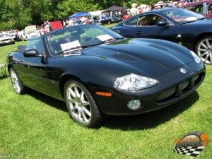 jaguar xkr 100 2002