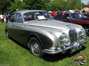 jaguar 3.4 1968