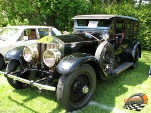 rolls-royce 1927