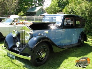 rolls-royce 1935