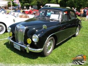 mg magnette 1955