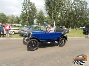 Ford T,