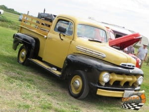 Ford pick up 56