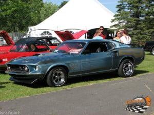Mustang 1969 f