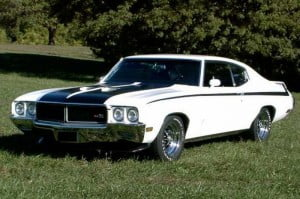 1970 Buick GSX Stage 1-Hardtop