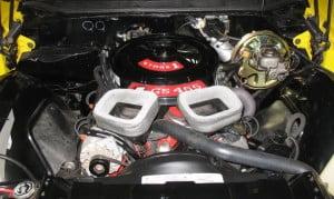 1970 Buick GSX Stage 1-Winner Best In Class-Engine