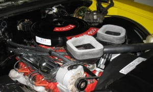1970 Buick GSX Stage 1-Winner Best In Class-Engine2