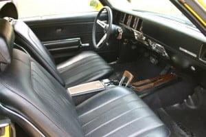 1970 Buick GSX Stage 1-Winner Best In Class-Navigator Seat