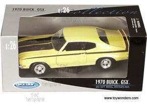 1970 Buick GSX Welly