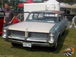 Pontiac wagon 1964