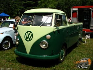 VW pick-up
