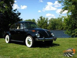 VW super beetle