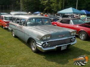 chevrolet 58 wagon