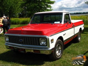 chevrolet pick-up -