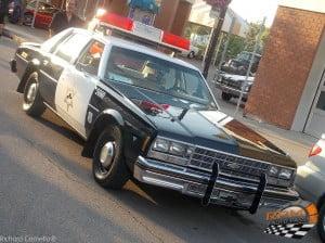 chevrolet police