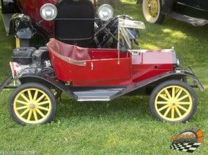 ford T miniature