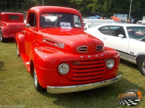 ford pick-up,