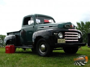 mercury pick-up 1948