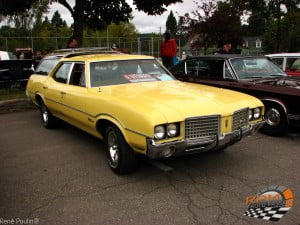 Cutlass wagon