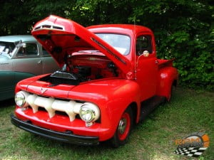 Mercury pick-up M-1 1951