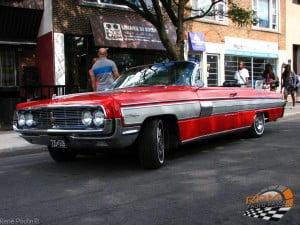 Olsmobile Starfire 1962