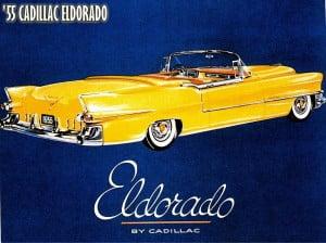1955 Cadillac d