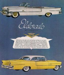 1956 Cadillac Ad-14