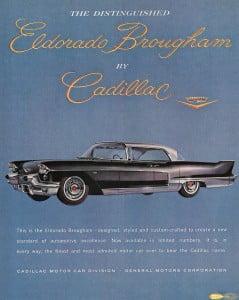 1958 Cadillac d-10