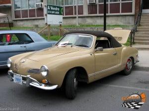 VW karmann ghia 2