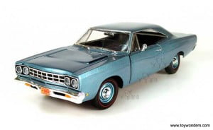 1968 PLYMOUTH ROAD RUNNER  ertl