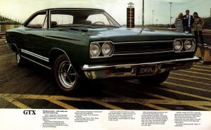 Plymouth Satellite 1968 btochure 2