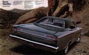 Plymouth Satellite 1968 btochure4