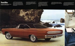 8Plymouth Satellite 1968 btochure