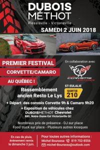 Festival corvette camaro de Victoriaville @ Méthot Chevrolet Buick GMC | Princeville | Québec | Canada