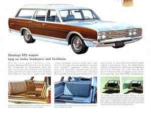 19 Bochure Mercury 1969