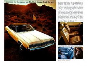 21 Bochure Mercury 1969
