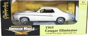 american muscle Cougar