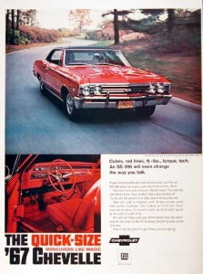 67chevelless396